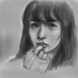Drawing-230118 Ayaka