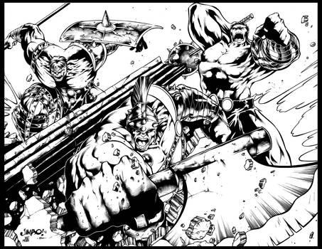 Jimbo Salgado World War Hulk