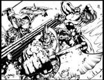 Jimbo Salgado World War Hulk