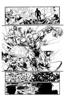 Silver Surfer Issue 1 Page 1