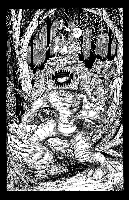 Rancor Bane by GothPunkDaddy on DeviantArt