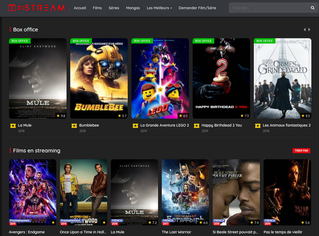 film streaming 1er site