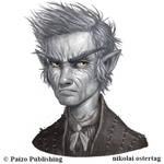 Pathfinder -  BLEACHING GNOME