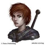Pathfinder - IOBARIAN WARRIOR