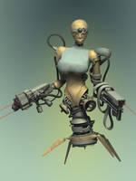 Mekanixa 3D by evilhomer145