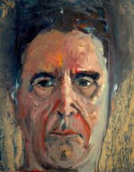 oil on canvas..retrato by Mario7