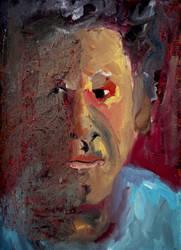 Gaugan ..oil on canvas by Mario7