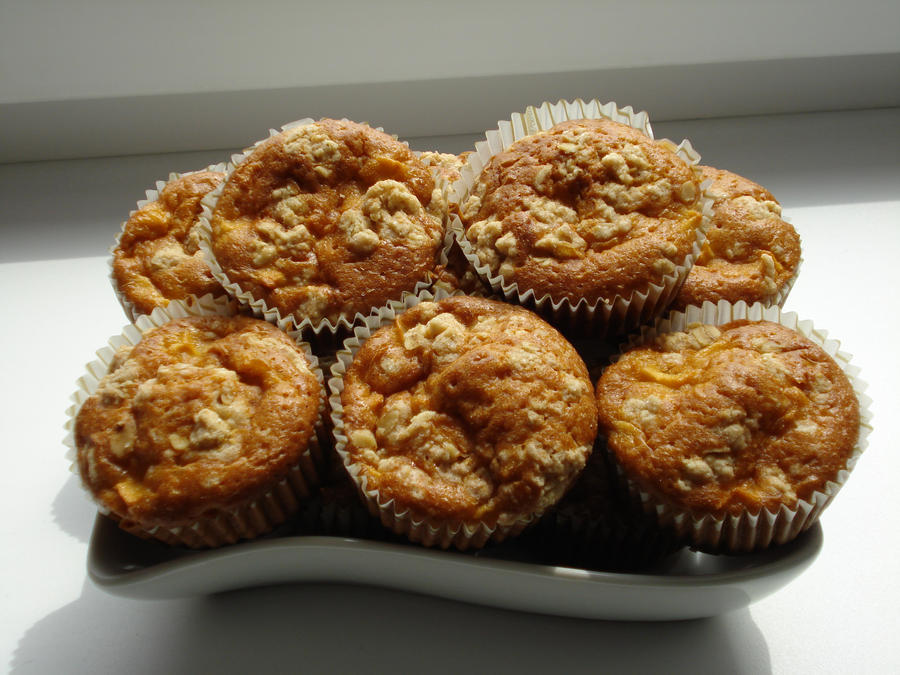Muffins III by lovelyashley
