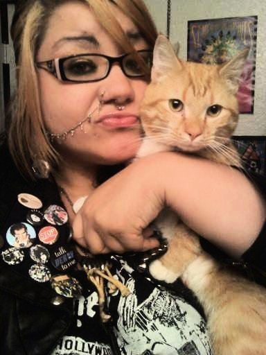 ginger puss