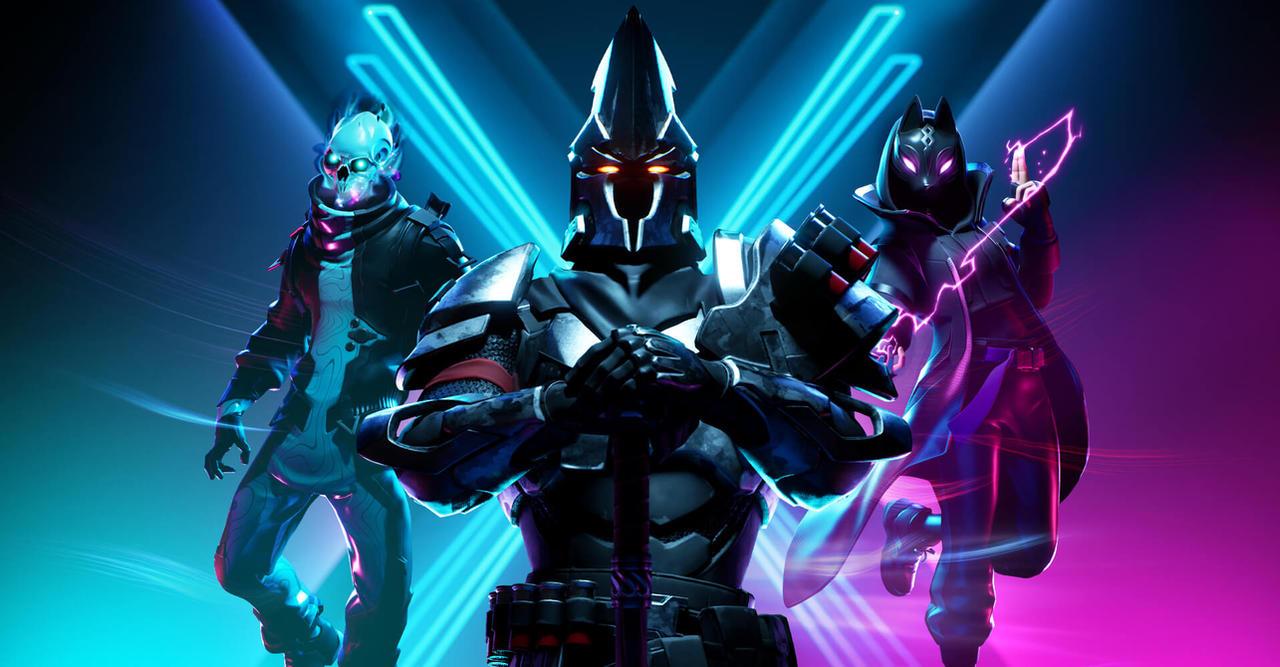 Games Free Fortnite Skins