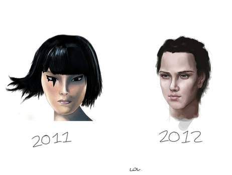 improvement?