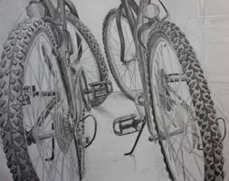 The RISD Bike by EightWeeksYesterday