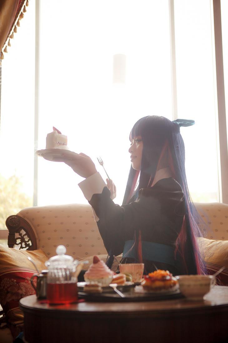 stocking by BunnyTuan