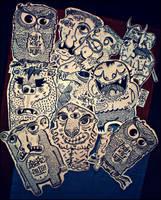 Sticker Mania 5 by frosty21