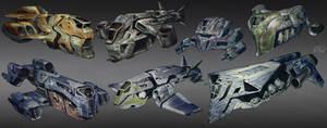 Spaceships 3