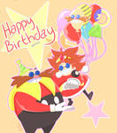 Happy Birthday Robotnik
