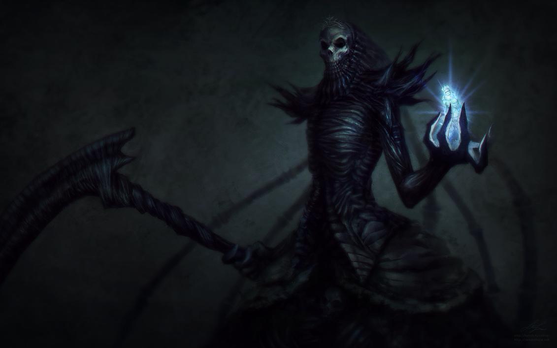 Dark Souls 2 - Nashandra - Hand of the King by sohlol