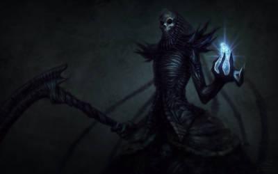 Dark Souls 2 - Nashandra - Hand of the King