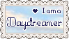 Daydreamer Stamp by StampMakerLKJ