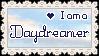 Daydreamer Stamp by StampMakerLKJ