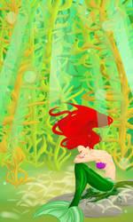 Little Kelp Forest by TriGod-AlliKat