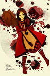 Alice Madness doodle