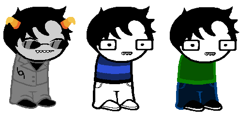 So I decided to make a fancharacter... by SupahWeegeeman