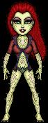 Arkham Asylum: Poison Ivy by ThatsSoHaydn