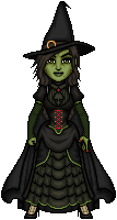 Halloween: Wicked Witch by ThatsSoHaydn