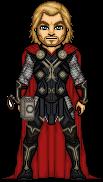 Thor The Dark World: Thor by haydnc95