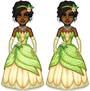 Disney Princess - Tiana by ThatsSoHaydn