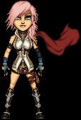 Final Fantasy XIII - Lightning by haydnc95