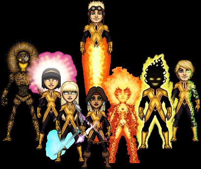 New Mutants by ThatsSoHaydn