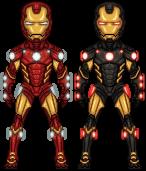 Tony Stark - Iron Man by haydnc95