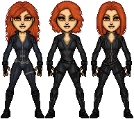Marvel Cinematic Universe - Black Widow by ThatsSoHaydn