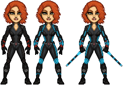 Avengers: Age of Ultron - Black Widow by haydnc95