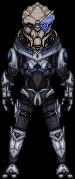 Mass Effect 3: Garrus Vakarian by ThatsSoHaydn