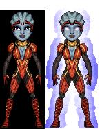 Mass Effect 3: Samara by haydnc95