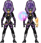 Mass Effect 3: Tali'Zorah vas Normandy by ThatsSoHaydn