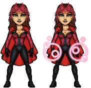 All-New All-Different - Scarlet Witch by ThatsSoHaydn