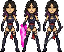 X-Men Apocalypse - Psylocke by ThatsSoHaydn