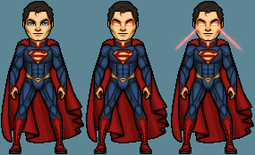 Clark Kent/Kal-El - Superman by ThatsSoHaydn