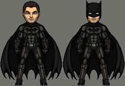 Bruce Wayne - Batman by ThatsSoHaydn