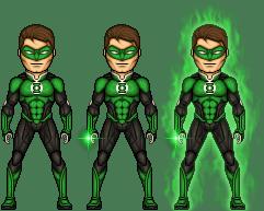 Hal Jordan - Green Lantern by ThatsSoHaydn