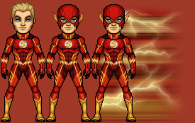 Barry Allen - The Flash by ThatsSoHaydn
