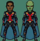 J'onn J'onzz - Martian Manhunter by ThatsSoHaydn