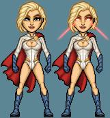 Karen Starr/Kara Zor-L - Power Girl by ThatsSoHaydn