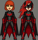 Kate Kane - Batwoman by ThatsSoHaydn