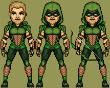 Oliver Queen - Green Arrow by ThatsSoHaydn