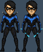 Dick Grayson - Nightwing by ThatsSoHaydn